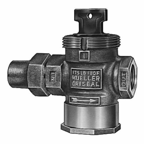 Curb Valves Amp Boxes Mueller Co Water Products Division