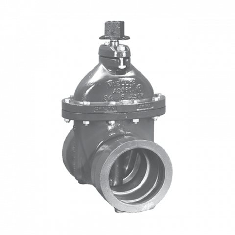 Resilient Wedge Gate Valves Mueller Co Water Products